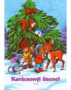 Karácsonyi üzenet - Radvány Zsuzsa