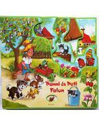 Panni és Peti Falun - Radvány Zsuzsa