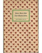 Das Marien-Leben - Rainer Maria Rilke