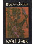 Szólítások (dedikált) - Rákos Sándor