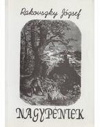 Nagypéntek (dedikált) - Rakovszky József