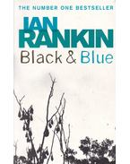 Black & Blue - Rankin, Ian