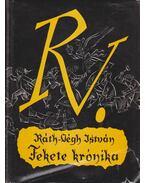Fekete krónikája - Ráth-Végh István