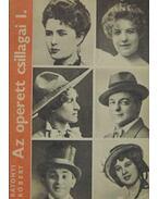 Az operett csillagai I-II. kötet - Rátonyi Róbert