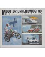 Moottoriurheiluvuosi 89 - Reijo Tujunen