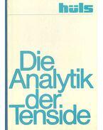 Die Analytik der Tenside - Reinhold Wickbold Dr.