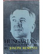 Hungarian Writers and Literature: Modern Novelists, Critics and Poets - Reményi József