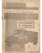 Reparaturhandbuch für Lastkraftwagen