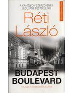 Budapest Boulevard - Réti László