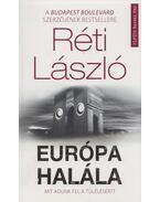 Európa halála - Réti László