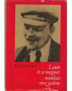 Lenin és a magyar munkásmozgalom - Réti László