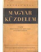 Magyar küzdelem - Révész Béla