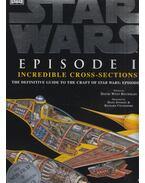 Star Wars Episode I: Incredible Cross Sections - Reynolds, David West