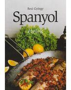 Spanyol ételek - Rezi György