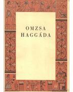 Haggáda - Ribáry Géza dr., Munkácsi Ernő dr.
