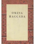 Haggáda (reprint) - Ribáry Géza dr., Munkácsi Ernő dr.