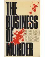 The Business of Murder - Richard Harris