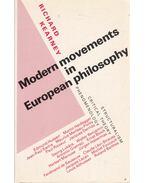 Modern Movements in European philosophy - Richard Kearney