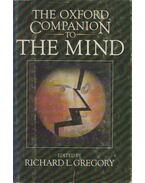 The Oxford Companion to the Mind - Richard Langton Gregory (szerk.)