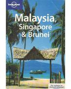 Malaysia, Singapore, & Brunei - Richmond, Simon, Cambon, Marie, Watkins,  Richard, Damian Harper