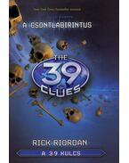 A csontlabirintus - Rick Riordan