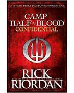 Camp Half-Blood Confidential - Rick Riordan