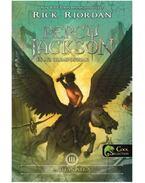 Percy Jackson és az olimposziak 3. - A Titán átka (ÚJ!) - Rick Riordan