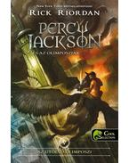 Percy Jackson és az olimposziak 5. - Az utolsó olimposzi - Rick Riordan