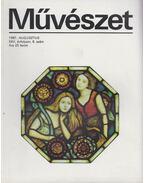 Művészet 1981. augusztus - Rideg Gábor