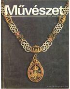Művészet 1987. január - Rideg Gábor