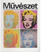 Művészet 1987. június - Rideg Gábor