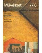 Művészet 77/6 - Rideg Gábor