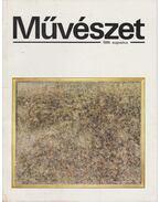 Művészet XXVII. évf. 1986/8. szám - Rideg Gábor