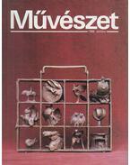 Művészet 1986. október - Rideg Gábor