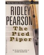 The Pied Piper - Ridley Pearson