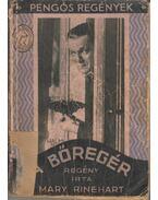 A bőregér - RINEHART, MARY ROBERTS, Avery Hopwood
