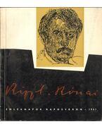 Rippl-Rónai emléknapok Kaposváron - László Gyula, Takáts Gyula, Martyn Ferenc