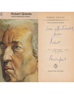 Poems Selected by Himself (dedikált) - Robert Graves