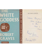 The White Goddess (dedikált) - Robert Graves