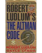 The Altman Code - Robert Ludlum, Gayle Lynds