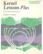 Kernel Lessons Plus - A Post-Intermediate Course - Students' Book - Robert O'Neill
