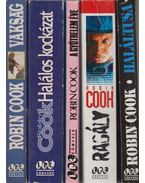 5 db Robin Cook regény - Robin Cook