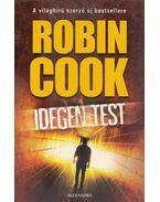 Idegen test - Robin Cook