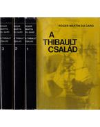 A Thibault család I-III. - Roger Martin du Gard