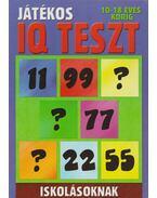 Játékos IQ-teszt iskolásoknak - Róka Sándor