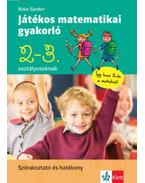 Játékos matematikai gyakorló 2. és 3. osztályosoknak - Róka Sándor