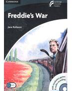 Freddie's War/ Advanced with CD - Level 6 - ROLLASON, JANE