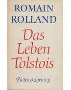 Das Leben Tolstois - Romain Rolland