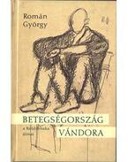 Betegségország vándora - Román György