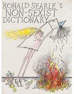 Non-Sexist Dictionary - Ronald Searle